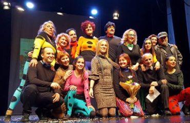 21ª Edición de Teatro Aficionado. Concha Chicano. Grupo Candilejas.