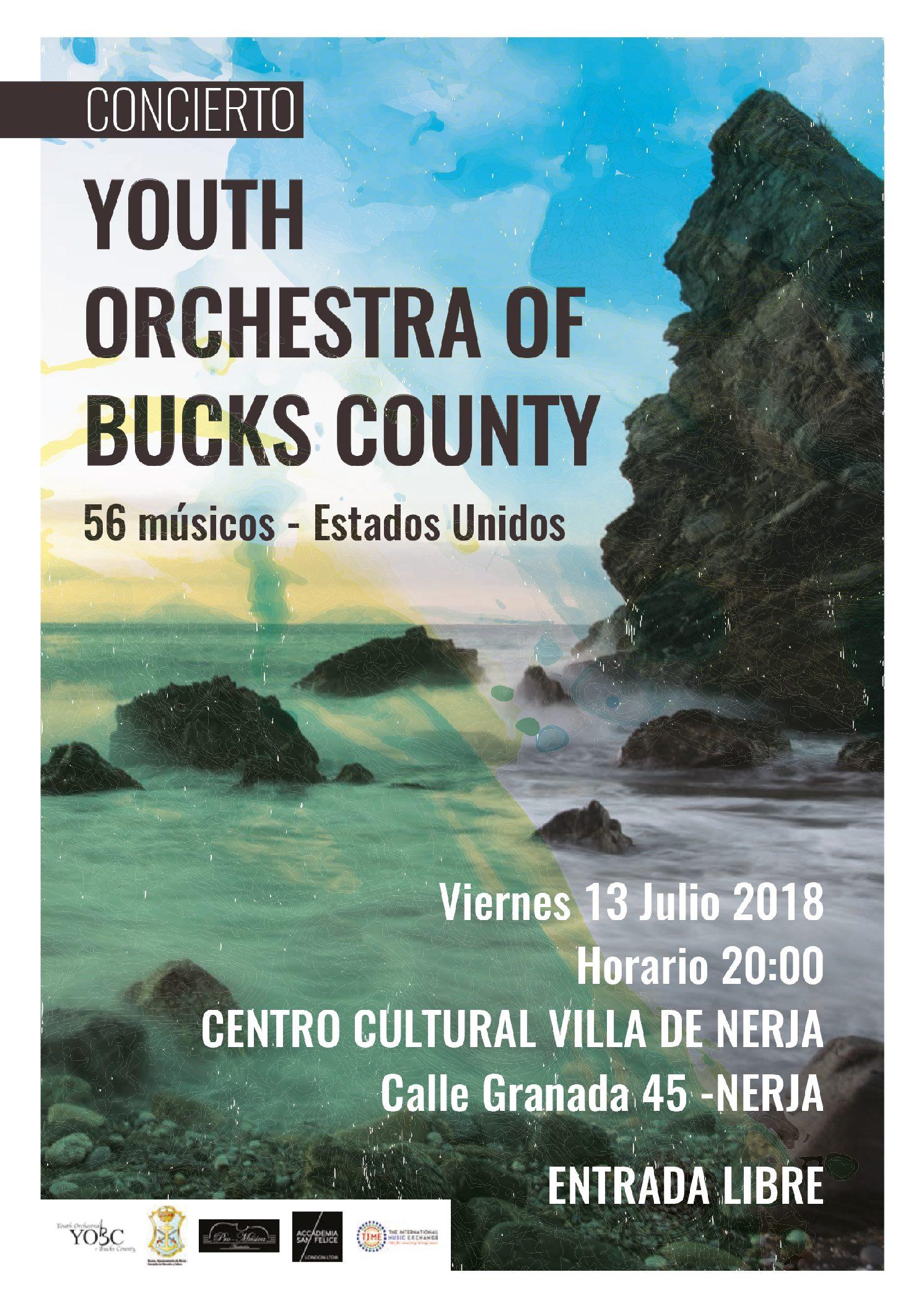 Youth Orchestra of Bucks County. Philadelphia (EEUU).