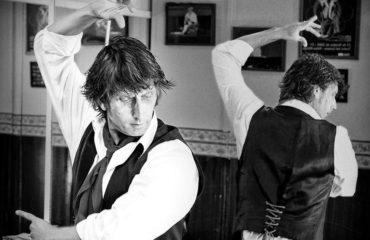 Antonio Guerra… En buena compañía.Flamenco.