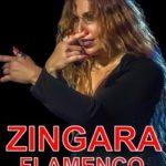 La Zingara. Flamenco. Antonio de Verónica y Saray Cortés.