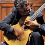 """Recital de Guitarra """"La Guitarra Española en Concierto"""". Javier García Moreno."""
