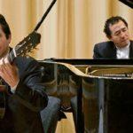 Un exquisito Dúo. Piano y Guitarra.