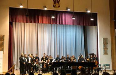 El Carnaval de los Animales. Dúo pianístico Hermanos Vicente Téllez y Ensemble del CSM Málaga.
