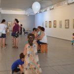 Exposición de dibujos Estudio de Pintura Infantil