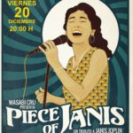Wasabe Cru. Homenaje a Janis Jolin.