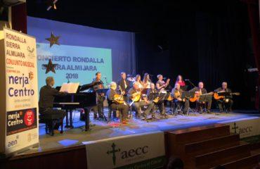 Concierto de Navidad Rondalla Sierra Almijara