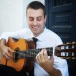 Pablo Alcázar. Guitarra Española.