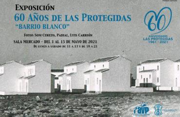 """60 años de Las Protegidas """"Barrio Blanco""""."""